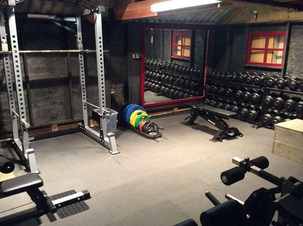 The ultimate home gym guide killermuscle