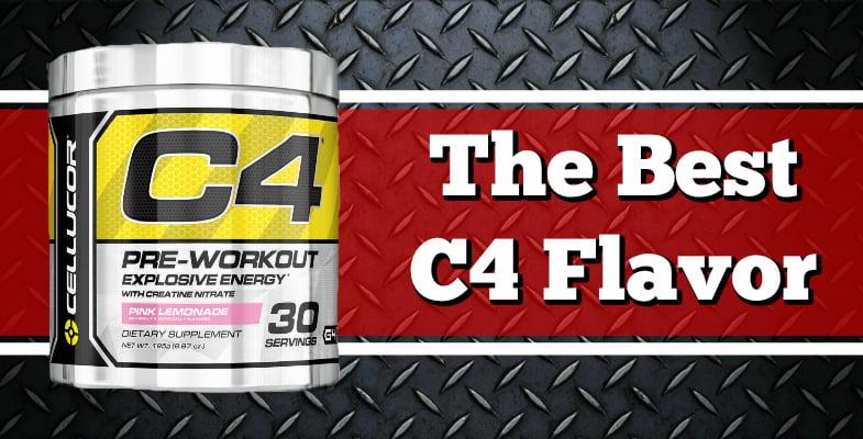 The Best C4 Flavor 2017