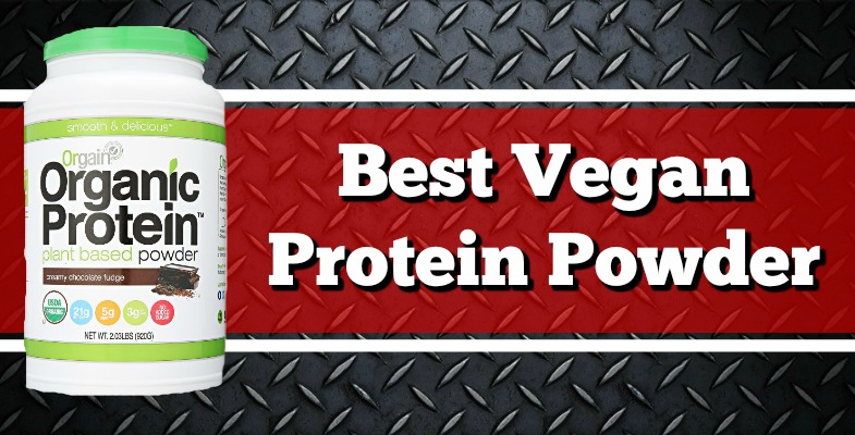 The Best Vegan Protein Powder 2018