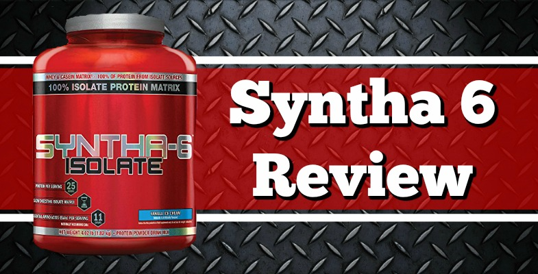 Syntha 6 Protein Powder Review 2017