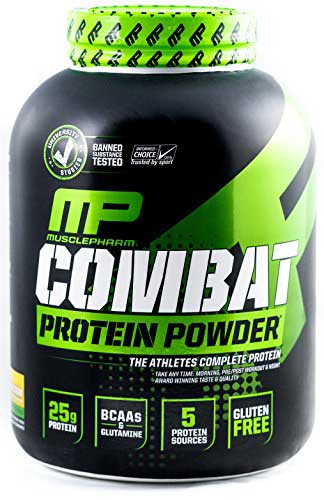 Muscle Pharma Combat Powder