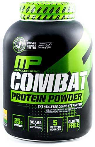 Best Muscle Pharm Combat Powder Flavor 2018