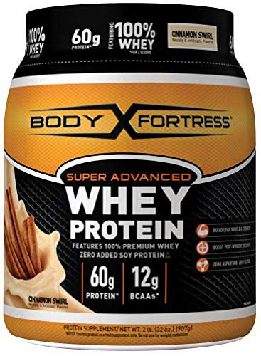 Best Body Fortress Whey Protein Flavor 2018
