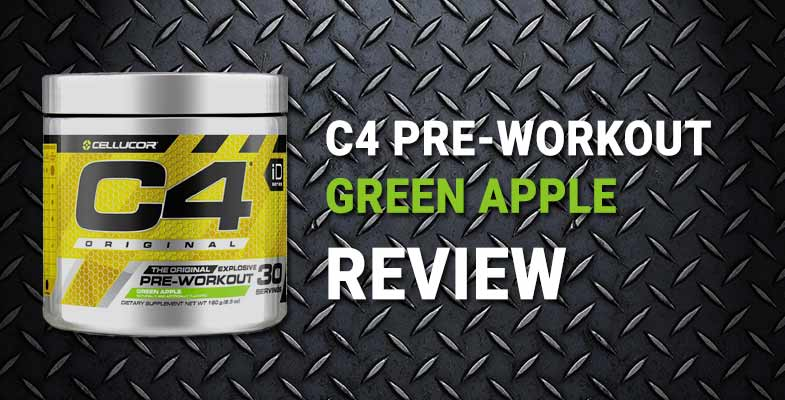 C4 Green Apple Review