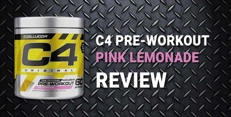 C4 Pink Lemonade Review